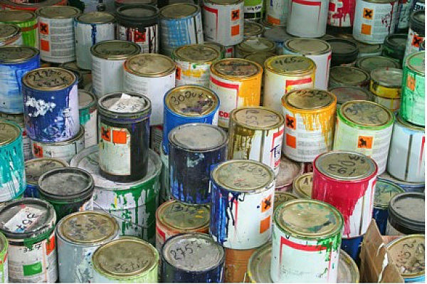 chicago area paint disposal for commercial residential